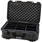 Nanuk Protective 935 Case with Padded Dividers & Padlock (Black)