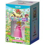 Nintendo Mario Party 10 with Peach amiibo Bundle (Wii U)