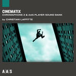 Applied Acoustics Systems Cinematix - Chromaphone 2 Sound Bank (Download)