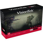 VisionTek Radeon RX 480 Overclocked Edition Graphics Card