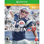 Electronic Arts Madden NFL 17 Deluxe Edition (Xbox One)