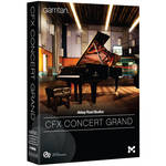 GARRITAN Abbey Road CFX Concert Grand - Virtual Grand Piano (Boxed)