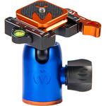 3 Legged Thing Equinox AirHed Switch Ball Head (Blue, Orange, Gray)