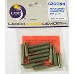 Labor Saving Devices Creep-Zit Replacement Connector Pack (5 Female & 5 Male Threaded, 2 Female Bull-Nose Non-Threaded)