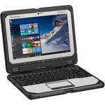 "Panasonic 10.1"" Toughbook 20 Multi-Touch 2-in-1 Notebook"