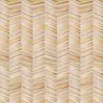 PepperLu PolyPaper Photo Backdrop (5 x 5', Gold Herringbone Pattern)