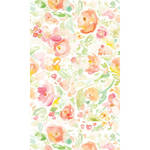 PepperLu PolyPaper Photo Backdrop (5 x 7', Blended Flowers Pattern)