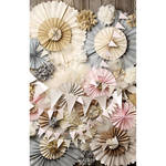 PepperLu PolyPaper Photo Backdrop (5 x 6', Celebration Pattern)