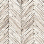 PepperLu PolyPaper Photo Backdrop (5 x 5', Urban Herringbone Pattern)