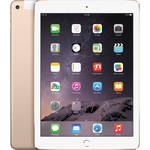 Apple 128GB iPad Air 2 (Wi-Fi + 4G LTE, Gold)
