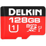 Delkin Devices 128GB 500x microSDXC UHS-I Memory Card