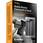 ColorWay 2-in-1 Premium Cleaning Kit & Stand for Mobile Devices