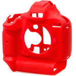 easyCover Silicone Protection Cover for Canon EOS-1D X Mark II (Red)