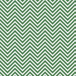 Westcott Classic Chevron Art Canvas Backdrop with Hook-and-Loop Attachment (3.5 x 3.5', Rich Green)