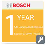 Bosch 1-Site Unmanaged Expansion License for DIVAR IP NVR