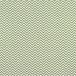 Westcott Narrow Chevron Art Canvas Backdrop with Hook-and-Loop Attachment (3.5 x 3.5', Green)