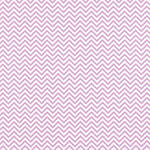Westcott Narrow Chevron Matte Vinyl Backdrop with Hook-and-Loop Attachment (3.5 x 3.5', Pink)