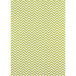 Westcott Narrow Chevron Art Canvas Backdrop with Grommets (5 x 7', Yellow)
