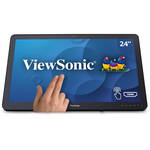 "ViewSonic TD2430 24"" 16:9 10-Point Multi-Touch LCD Monitor"