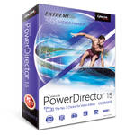 CyberLink PowerDirector 15 Ultimate (DVD)
