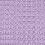 Westcott Classic Damask Art Canvas Backdrop with Hook-and-Loop Attachment (3.5 x 3.5', Purple)
