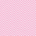 Westcott Classic Chevron Matte Vinyl Backdrop with Hook-and-Loop Attachment (3.5 x 3.5', Light Pink)