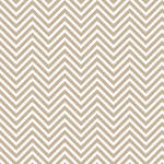 Westcott Classic Chevron Art Canvas Backdrop with Hook-and-Loop Attachment (3.5 x 3.5', Light Brown)