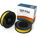 Tiertime UP Fila ABS Filaments (Yellow, 2 x 500g Rolls)