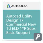 Autodesk A360 Collaboration for Revit CLOUD Commercial New Single-user Annual Subscription - Basic Support - PROMO