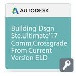 Autodesk Building Design Suite Ultimate 2017 Commercial Crossgrade from Current Version ELD