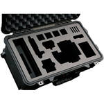 Jason Cases Hard Travel Case for RED EPIC and SCARLET with MINI-MAGs