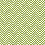 Westcott Classic Chevron Art Canvas Backdrop with Hook-and-Loop Attachment (3.5 x 3.5', Bold Green)