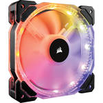 Corsair HD120 RGB LED 120mm PWM Fan with Controller (Single Pack)