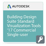 Autodesk Building Design Suite Standard Visualization Tools 2017 Commercial New Single-user