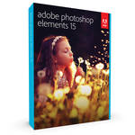 Adobe Photoshop Elements 15 (DVD)