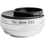 Lensbaby Trio 28mm f/3.5 Lens for Micro Four Thirds