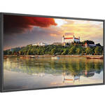 "NEC 84"" UHD Display with 4K Content"