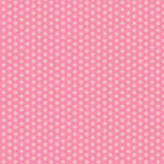 Westcott Small Dots Matte Vinyl Backdrop with Hook-and-Loop Attachment (3.5 x 3.5', Pink)