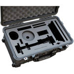 Jason Cases Custom Hard Case for ARRI FF-5 Follow Focus and LMB-25 Matte Box