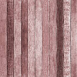 Westcott Rustic Wood Pattern Art Canvas Backdrop with Hook-and-Loop Attachment (3.5 x 3.5', Red)