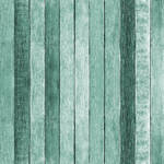 Westcott Rustic Wood Pattern Art Canvas Backdrop with Hook-and-Loop Attachment (3.5 x 3.5', Turquoise)