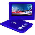 "Pyle Home 7"" Portable DVD Player (Blue)"