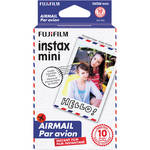 Fujifilm instax mini Airmail Instant Film (10 Exposures)