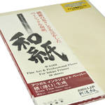 Awagami Factory Kozo Thin Natural Fine-Art Inkjet Paper (A3, 70 gsm, 10 Sheets)