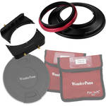 "FotodioX WonderPana FreeArc Kit Rotating Filter System Holder for Sigma 12-24mm Ultra Wide Lens (6.6"")"
