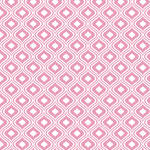 Westcott Mystic Art Canvas Backdrop with Hook-and-Loop Attachment (3.5 x 3.5', Pink)