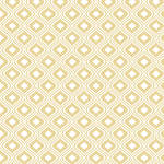 Westcott Mystic Matte Vinyl Backdrop with Hook-and-Loop Attachment (3.5 x 3.5', Yellow)