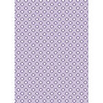 Westcott Mystic Art Canvas Backdrop with Grommets (5 x 7', Purple)