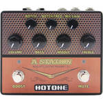 Hotone Performer Series A Station Acoustic Guitar & Microphone Preamp with D.I.