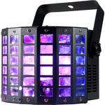 American DJ StarTec Series Mini Dekker LZR - 2-FX-In-1 RGBW LED and Laser Party Light